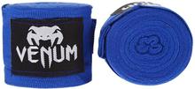 Venum Kontact Boxing Handwraps, 4 m, Blue