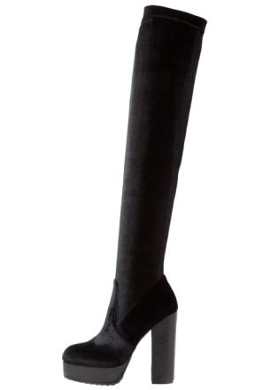 Tata Italia Boots med høye hæler black