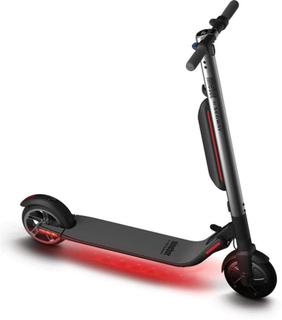 Es4 Ninebot Segway 30km/h Elektrisk Scooter / Elsparkcykel 45km Black