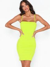 NLY One Basic Strap Dress Fodralklänningar