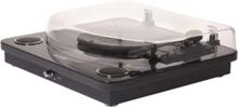 VPL-200 - turntable Platespiller - Svart