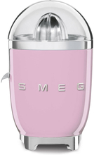 Smeg - Retro Citrus Juicer, Pastel Pink