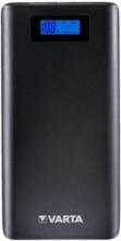 Portable Power LCD Power Bank 18200 Powerbank - Czarny -