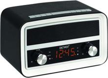 FM Radio CRB-619 - clock radio - FM - Hvit