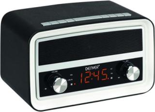 FM Radio CRB-619 - clock radio - FM - Vit