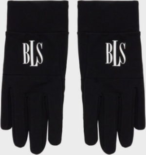 BLS Gloves Jet Black
