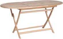 vidaXL Ruokapöytä Täysi tiikki 160x80x75 cm