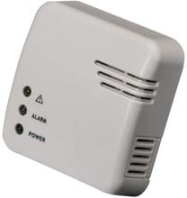 Life gasalarm 230V/12V i hvid