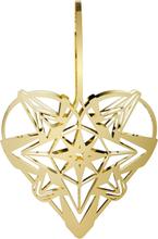 Rosendahl Copenhagen - Hanging Heart 25,6 cm, Gold