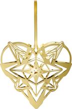 Rosendahl Copenhagen - Heart Hanger 12,8 cm, Gold