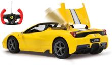 Ferrari 458 Speciale A 1:14 yellow conv. soft top