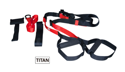 Titan Fitness Titan BOX Suspension Slyngetræner