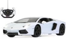 Lamborghini Aventador 1:14 white