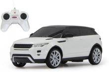 Range Rover Evoque 1:24 white