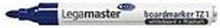 Legamaster Board Marker TZ1, Blå (1,5 - 3 mm)
