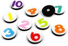 Tal Magneter (nr. 1-10)