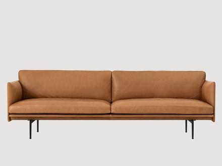 Outline Sofa 3 seter Muuto