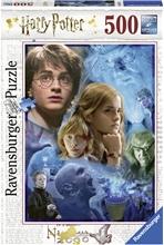 Palapeli 500 Palaa Harry Potter