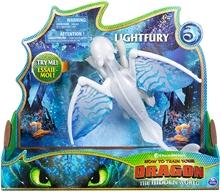 Dragons Deluxe Lightfury
