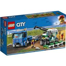 60223 LEGO City Transport for Skurtresker