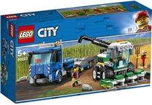 60223 LEGO City Leikkuupuimuri