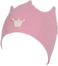 Kivat kronepannebånd til barn, støvrosa