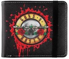 """Guns N""""' Roses: Splatter/Plånbok"""