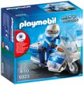 Playmobil Politimotorcykel - City Action - Gucca