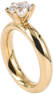 Astrid & Agnes Enya Guld Ring