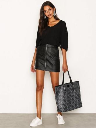 Håndvesker - Svart Dagmar Shopping Bag