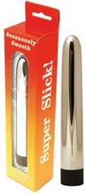 Seven Creations: Vibrator Silver 17cm