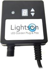 Garden ljussensor & timer V3 - LightsOn