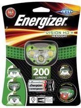 ENERGIZER Pannlampa Vision HD 3 + 2 LED 200 Lumen
