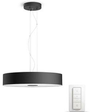 Philips Hue - Fair Suspension Black - White Ambiance