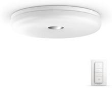 Philips Hue - Struana Ceiling Lamp Bathroom - White Ambiance