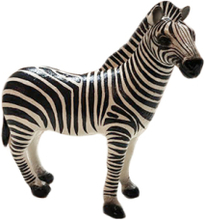 Gummidjur Zebra