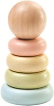 Stapeltorn pastell