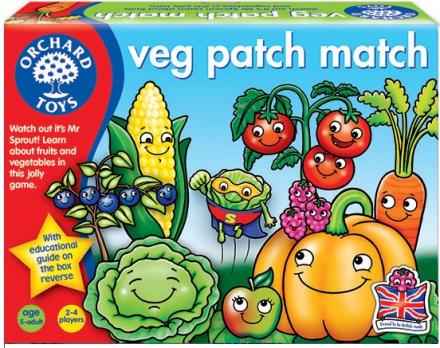Spel Veg Patch Match