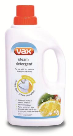 VAX damp rengøringsmiddel Citrus brast 1 L hård på snavs og fedt (1...