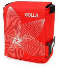 GOLLA Axelväska DSLR G864 Röd