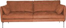 Kaxås 3-sits soffa Kenia rosti