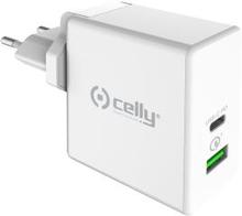 Celly Laddare USB-C PD 45W / QC3.0