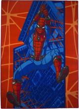 Disney - Barnmatta - Spiderman - Väggklättrare - 133 x 95 cm