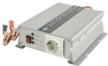 HQ Inverter Modifierad sinusvåg 12 VDC - AC 230 V 600 W F (CEE 7/3)