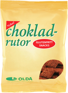 Snacks Chokladrutor 40g - 40% rabatt