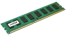 Crucial 16GB DDR3L 1600MHz CL11 Unbuffered DIMM 1.35V