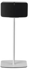 FLEXSON Golvstativ SONOS Play5 Vertikalt och Horisontellt Vit