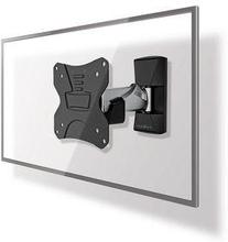 Nedis Helt rörligt TV-väggfäste | 13-26 tum | Max 30 kg | 2 ledpunkter