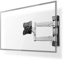 Nedis Helt rörligt TV-väggfäste | 13-26 tum | Max 30 kg | 3 ledpunkter