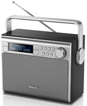 Philips Portabel digital radio FM/DAB
